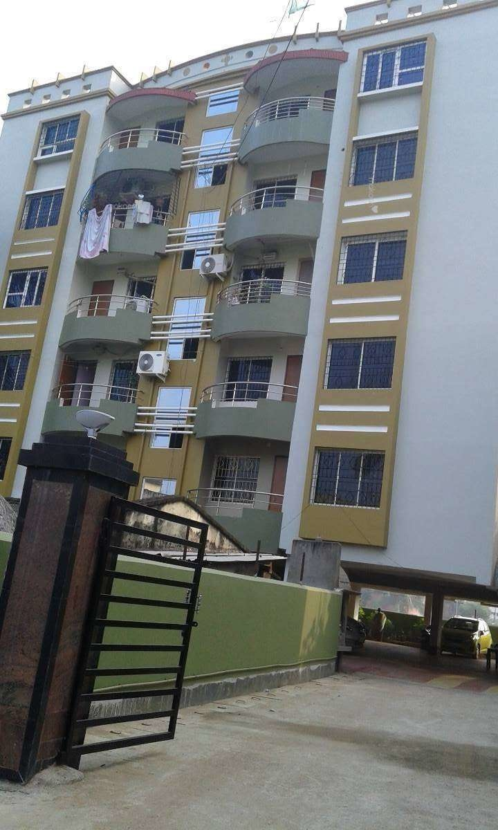 1200 sq ft 3BHK 3BHK+2T (1,200 sq ft) + Study Room Property By Swarg Developers In Sai marzona, Remuna Road