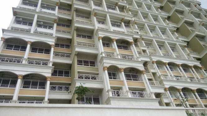 1092 sqft, 2 bhk Apartment in Sai Yashaskaram Kharghar, Mumbai at Rs. 1.0900 Cr