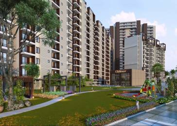 1075 sqft, 2 bhk Apartment in Sandwoods Sandwoods Opulencia Sector 110 Mohali, Mohali at Rs. 35.0000 Lacs
