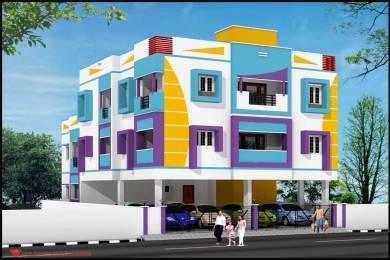 1000 sqft, 2 bhk Apartment in Builder Project Moolakadai, Chennai at Rs. 50.0000 Lacs