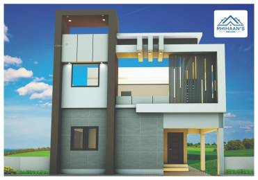 800 sqft, 2 bhk IndependentHouse in Builder Rhihaans Enclave Punganur, Trichy at Rs. 35.0000 Lacs