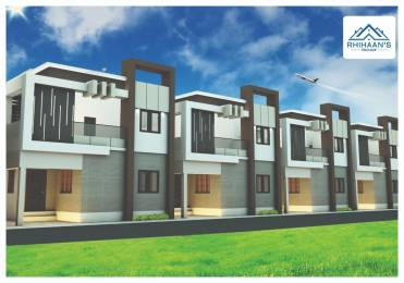 840 sqft, 2 bhk IndependentHouse in Builder Rhihaans Enclave Karumandapam, Trichy at Rs. 40.0000 Lacs
