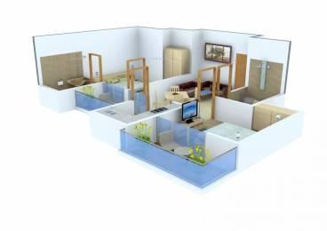 895 sqft, 2 bhk Apartment in Uninav Heights Raj Nagar Extension, Ghaziabad at Rs. 25.0000 Lacs