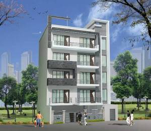 1250 sqft, 3 bhk Apartment in Builder Project Vasundhara, Ghaziabad at Rs. 48.0000 Lacs