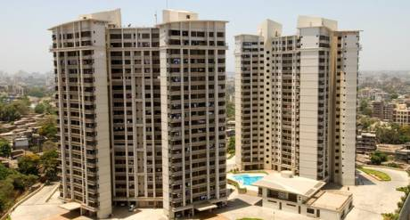 1300 sqft, 3 bhk Apartment in Raheja Tipco Heights Malad East, Mumbai at Rs. 52000