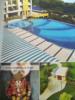 1163 sqft, 2 bhk Apartment in Prescon Prestige Residency Thane West, Mumbai at Rs. 1.0900 Cr