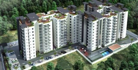 1015 sqft, 2 bhk Apartment in Prospect Princeton Apartments Kudlu Gate, Bangalore at Rs. 58.4502 Lacs