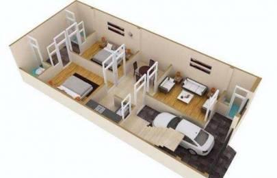 750 sqft, 2 bhk IndependentHouse in Builder Karan enclave Crossing Republik, Ghaziabad at Rs. 22.0000 Lacs