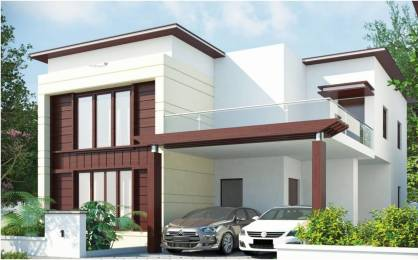 1200 sqft, 2 bhk Villa in Builder Greenfield Green Fields Crown City Kurumbapalayam, Coimbatore at Rs. 35.0000 Lacs