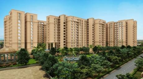 1307 sqft, 2 bhk Apartment in Mahima Florenza Patrakar Colony, Jaipur at Rs. 50.1888 Lacs