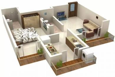 540 sqft, 1 bhk Apartment in Ritu Gardenia Naigaon East, Mumbai at Rs. 5000