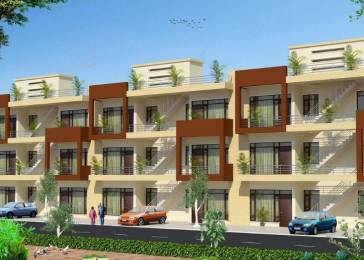 820 sqft, 2 bhk Apartment in Paradise Darpan Homz Darpan City, Mohali at Rs. 14.5000 Lacs