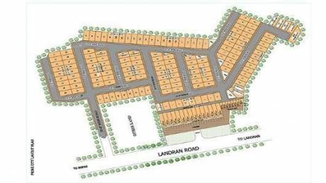 680 sqft, 1 bhk Apartment in SBP City Of Dreams Sector 116 Mohali, Mohali at Rs. 15.9000 Lacs