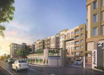1221 sqft, 3 bhk Apartment in Builder SBM freshia 2 Champasari, Siliguri at Rs. 27.7778 Lacs