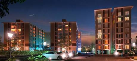 896 sqft, 2 bhk Apartment in Builder SBM FRESHIA Champasari, Siliguri at Rs. 24.6400 Lacs