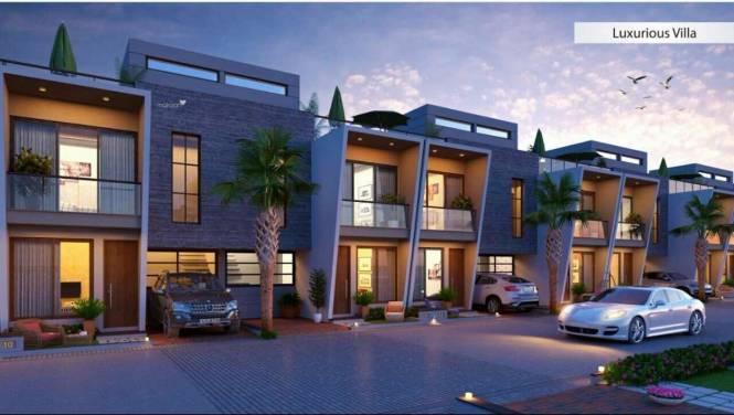 3500 sqft, 3 bhk Villa in Builder Project New City Light Road, Surat at Rs. 35000