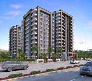1350 sqft, 2 bhk Apartment in Builder Project City Light, Surat at Rs. 22000
