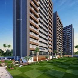 1200 sqft, 2 bhk Apartment in Builder Project Vesu, Surat at Rs. 45.0000 Lacs