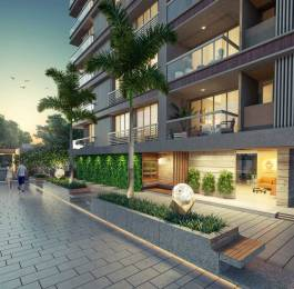 1350 sqft, 2 bhk Apartment in Builder Project Althan Canal Road, Surat at Rs. 15000