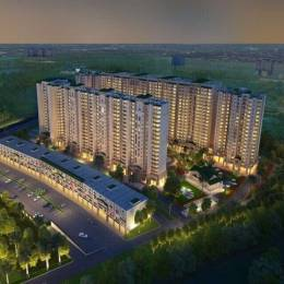 1075 sqft, 2 bhk Apartment in Gillco Villas Sector 127 Mohali, Mohali at Rs. 49.2225 Lacs