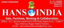 hans india real estate