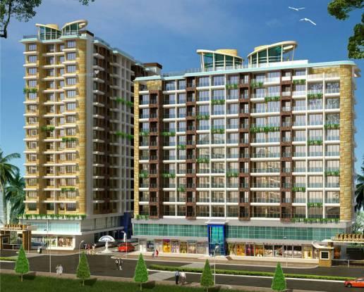 1077 sqft, 2 bhk Apartment in Innovative Orchid Metropolis Kurla, Mumbai at Rs. 1.3600 Cr