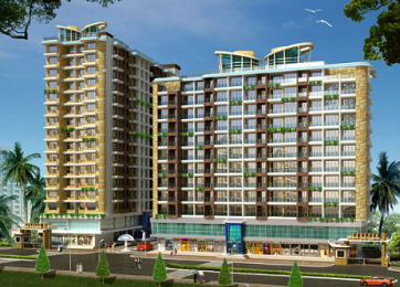 942 sqft, 2 bhk Apartment in Innovative Orchid Metropolis Kurla, Mumbai at Rs. 1.3800 Cr