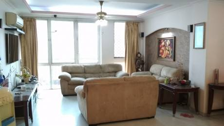 2250 sqft, 4 bhk Apartment in DLF Belvedere Tower Sector 24, Gurgaon at Rs. 65000