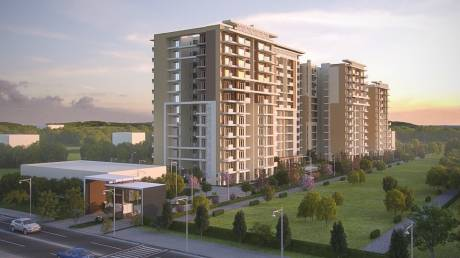 1284 sqft, 2 bhk Apartment in Alliance The Eminence Shatabgarh, Zirakpur at Rs. 46.9000 Lacs