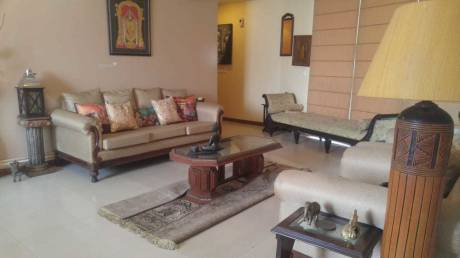 2300 sqft, 4 bhk Apartment in Unitech Gardens Sector 47, Gurgaon at Rs. 50000