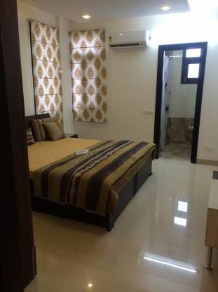1410 sqft, 2 bhk Apartment in Golden Apartments Dhakoli, Zirakpur at Rs. 42.9000 Lacs