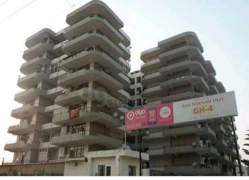 1300 sqft, 2 bhk Apartment in Builder Manav Hut Mdc Sector 4, Panchkula at Rs. 66.0000 Lacs