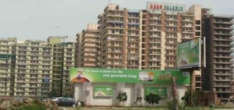 2000 sqft, 3 bhk Apartment in Gaursons Valerio Ahinsa Khand 2, Ghaziabad at Rs. 91.0000 Lacs