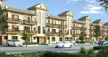 1350 sqft, 3 bhk BuilderFloor in Builder gbp rosewood estate phase 2 Dera Bassi, Chandigarh at Rs. 34.9000 Lacs