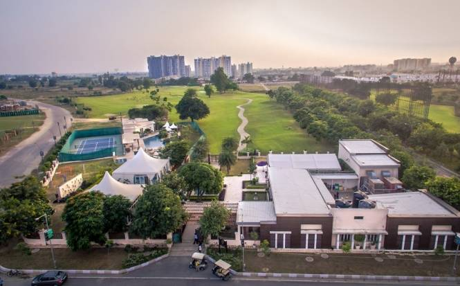 1746 sqft, 2 bhk Villa in Ansal Sushant Golf City Gomti Nagar, Lucknow at Rs. 55.0000 Lacs