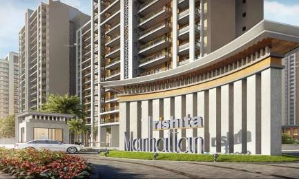 1375 sqft, 3 bhk Apartment in Rishita Manhattan Gomti Nagar Extension, Lucknow at Rs. 52.0063 Lacs