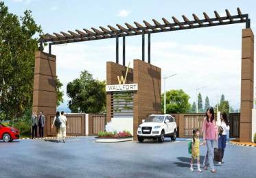 1200 sqft, Plot in Builder WALLFORT ALaNCIA Sarona, Raipur at Rs. 17.9000 Lacs
