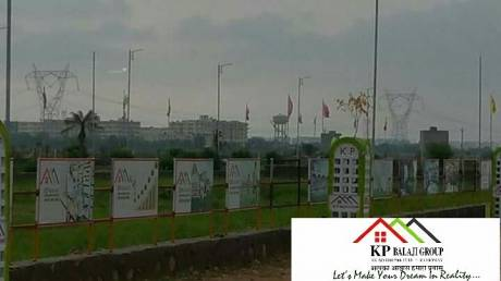 900 sqft, Plot in Khedapati Balaji Royal Green Valley Block Ab Kot Jewar, Jaipur at Rs. 4.7500 Lacs