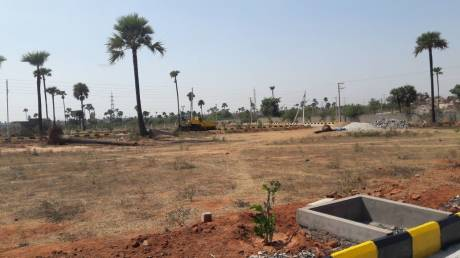 1494 sqft, Plot in Builder lunaar greencity 3 Adibatla, Hyderabad at Rs. 21.0820 Lacs
