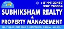 subhiksham realty property management
