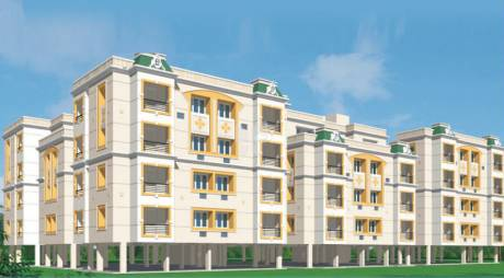 1200 sqft, 2 bhk Apartment in Doshi Etopia 1 Perungudi, Chennai at Rs. 21000