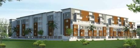 1600 sqft, 2 bhk Apartment in Ramaniyam Kattima Thoraipakkam OMR, Chennai at Rs. 25000