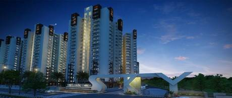 599 sqft, 1 bhk Apartment in Shri Radha Sky Park Sky Garden Phase 2 Sector 16B Noida Extension, Greater Noida at Rs. 16.4900 Lacs