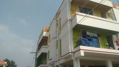 877 sqft, 2 bhk Apartment in Builder Alex construction kolapakkam Vandalur Kelambakkam Road, Chennai at Rs. 28.9400 Lacs