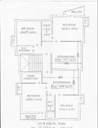 650 sqft, 2 bhk Apartment in Builder Project Naktala Road, Kolkata at Rs. 22.0000 Lacs