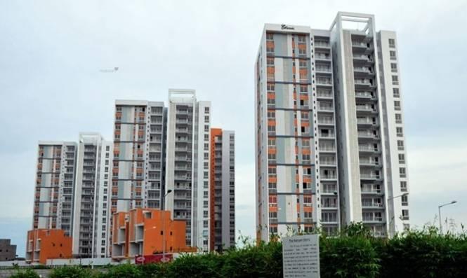 1860 Sq Ft 3 Bhk 3t Northeast Facing Apartment For At Rs 90 00 Lacs In Arun Estancia 8th Floor Guduvancheri Chennai