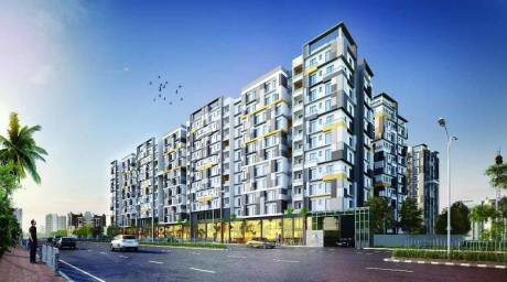 653 sqft, 2 bhk Apartment in Merlin Maximus Sodepur, Kolkata at Rs. 27.0000 Lacs