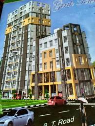 702 sqft, 2 bhk Apartment in Girik Tower B T Road, Kolkata at Rs. 24.0000 Lacs