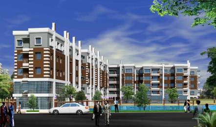 1071 sqft, 3 bhk Apartment in Builder Project Rajpur Sonarpur, Kolkata at Rs. 27.8460 Lacs