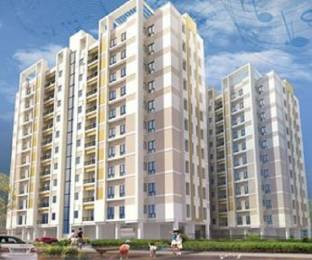 1250 sqft, 3 bhk Apartment in Mainaak Symphony Towers Behala, Kolkata at Rs. 51.0000 Lacs